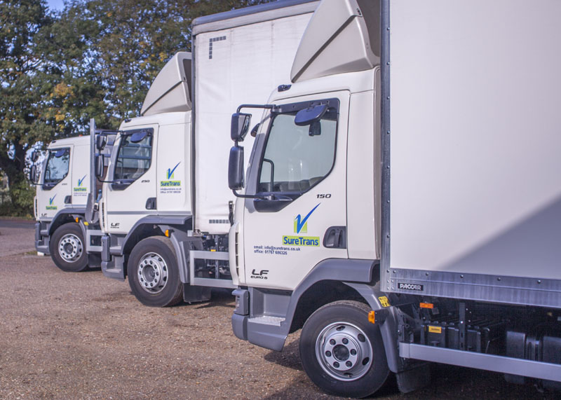 lgv/hgv contract hire